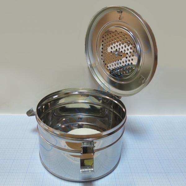 Коробка стерилизационная КСКФ-9 с фильтрами  Вид 5