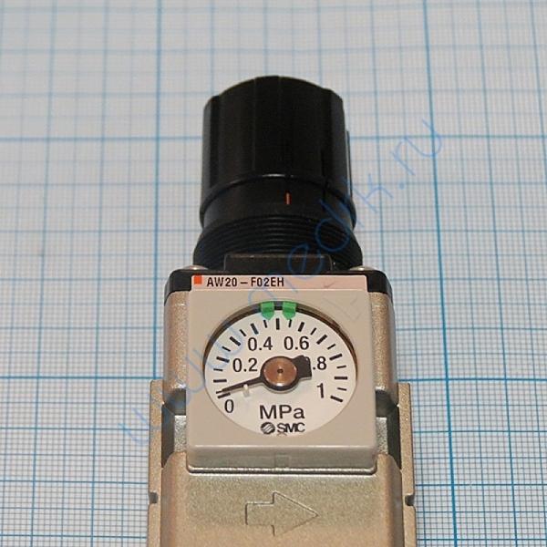 Фильтр-регулятор 1/4 -MINI  Вид 4
