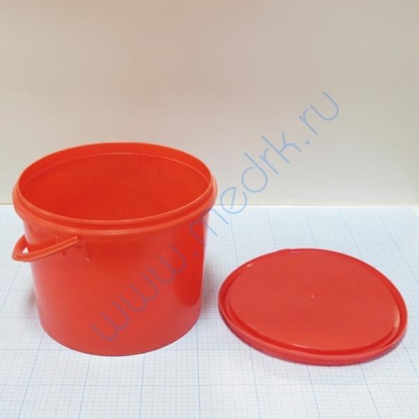Емкость-контейнер для органических отходов 2 л  Вид 2