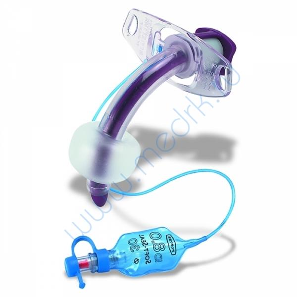 Трубка трахеостомическая Portex Blue Line Ultra 6 мм с манжетой