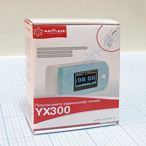 Пульсоксиметр медицинский YX-300 Armed  Вид 2