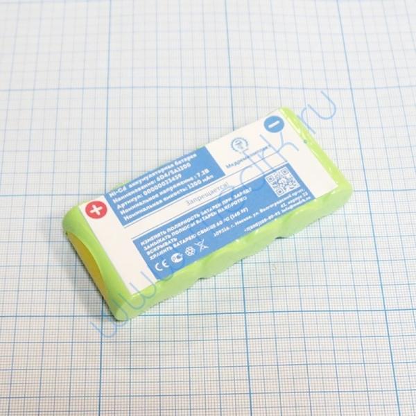 Батарея аккумуляторная 6D-4/5A1200 (МРК)  Вид 1