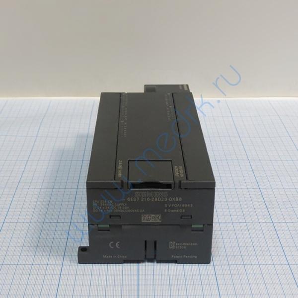 Процессор центральный CPU226 (Электромеханическое реле) GD-ALL 02/0030 для DGM-360, DGM-600  Вид 2