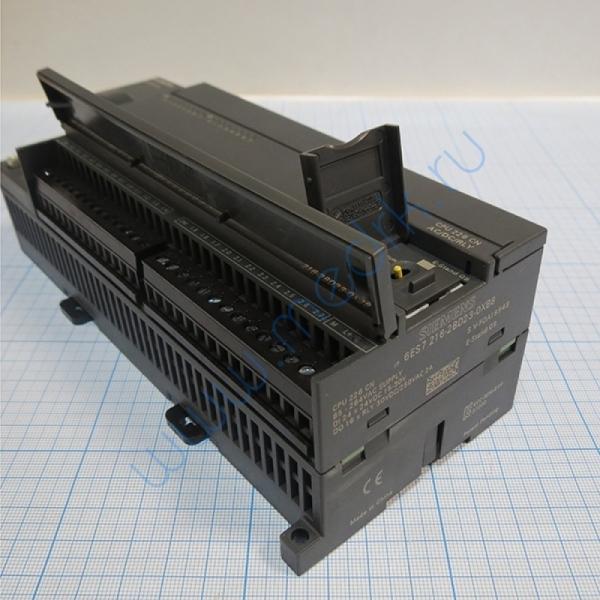 Процессор центральный CPU226 (Электромеханическое реле) GD-ALL 02/0030 для DGM-360, DGM-600  Вид 6