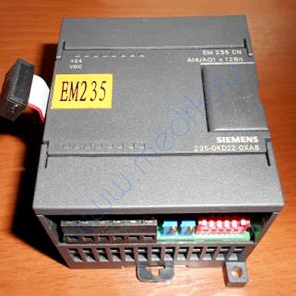 EM235 модуль ввода-вывода аналоговых сигналов ZD-150  Вид 1