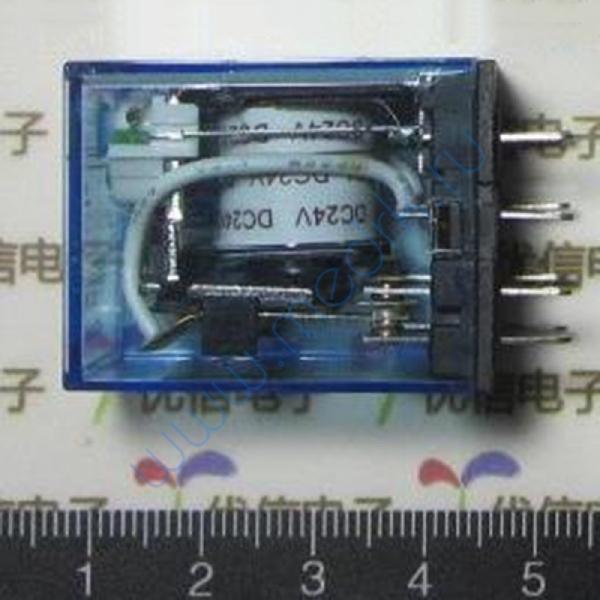 Реле MY2N-J 24V DC для ГП, ГПД-560-2  Вид 1