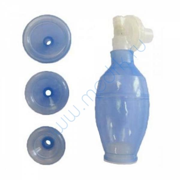 Аппарат для искусственной вентиляции легких АДР-600  Вид 1