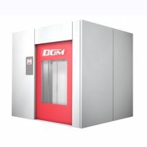 Машина для мойки тележек и медицинского инвентаря DGM T-5000