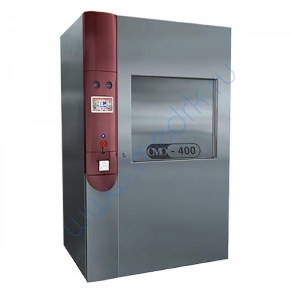 Установка для обеззараживания медицинских отходов СМО 250-750  Вид 1