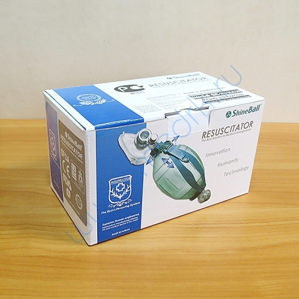 Аппарат дыхательный ручной ShineBall, ENT-1022 взрослый  Вид 4