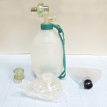 Аппарат дыхательный ручной ShineBall, ENT-1022 взрослый