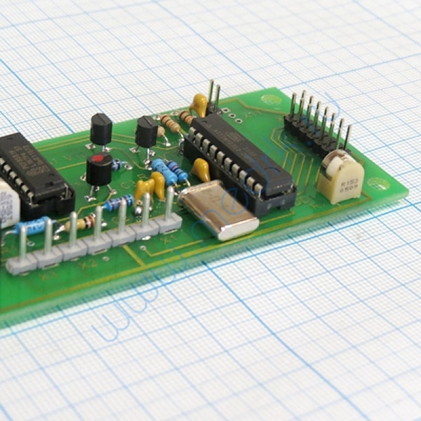 Плата контроллера ГК252.09.100 для ГК-25-2  Вид 4