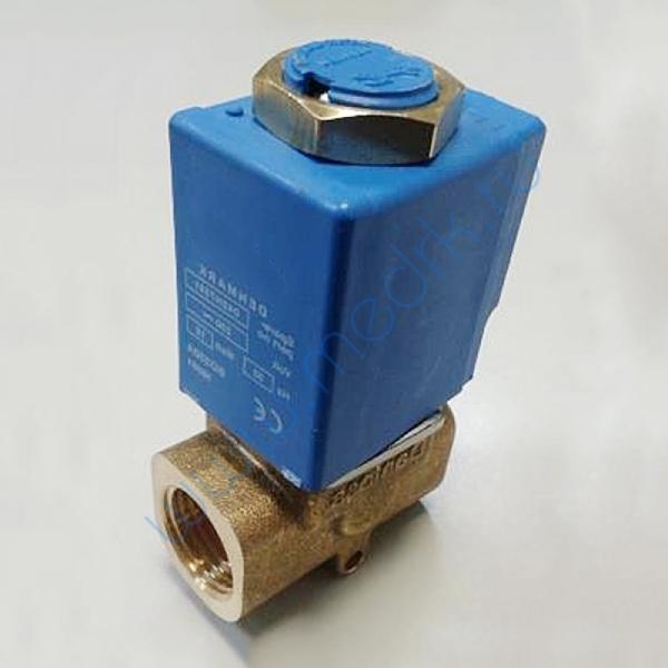 Клапан электромагнитный Е210В ДУ8ММ 230VAC G1/2