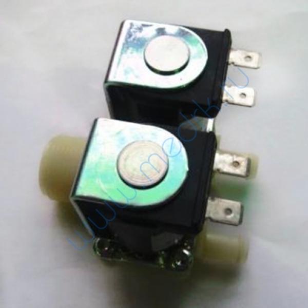 Клапан с двумя катушками 24В постоянного тока