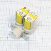 Клапан с двумя катушками 24 В постоянного тока