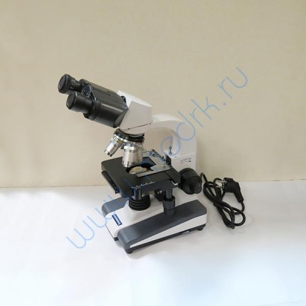 Микроскоп Биомед 3 (бинокулярный)  Вид 1