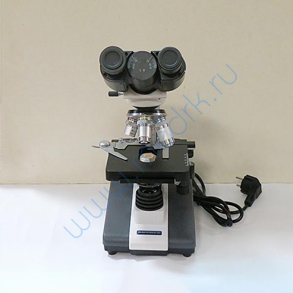 Микроскоп Биомед 3 (бинокулярный)  Вид 2