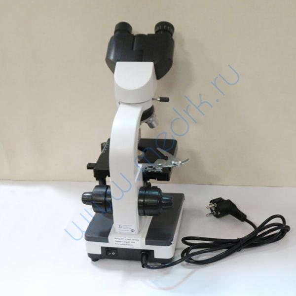 Микроскоп бинокулярный Биомед 3   Вид 5