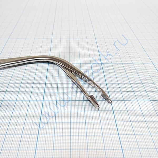 Щипцы гортанные для извлечения инородных тел щ-4п Hartmann (Sammar)   Вид 3