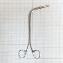 Щипцы гортанные для извлечения инородных тел щ-4п Hartmann (Sammar)