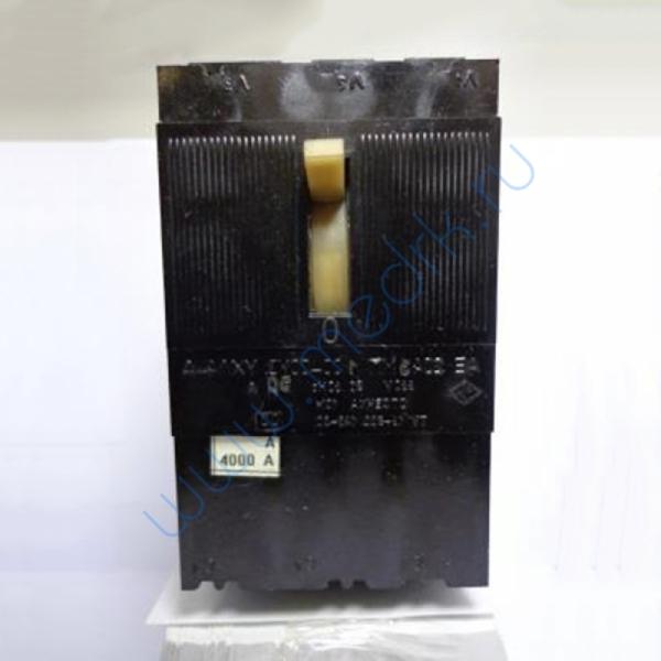 Выключатель автоматический АЕ 2043М-100-20УЗ Б 50Гц, 660В, 50А, 12JH  Вид 1
