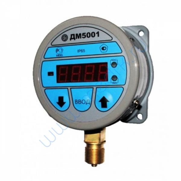 Манометр цифровой ДМ 5001 ГУ2 1,0 (-100 до 50 кПа), IР53