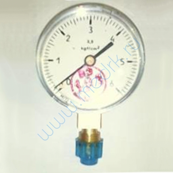Манометр МП2-УУ2-6,0-G1/4 (kgf/cm2)   Вид 1