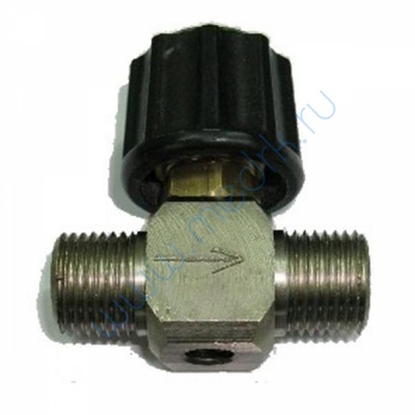 Клапан запорный К-1110-16 (сфера-конус)