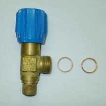Клапан запорный К-2107-200 (М20х1,5; G3/4)