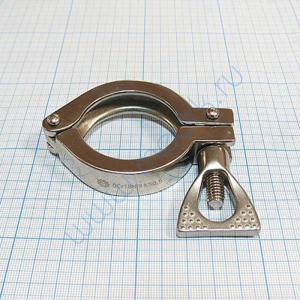 Зажим соединений типа tri-clamp GD-ALL 19/0012   Вид 2