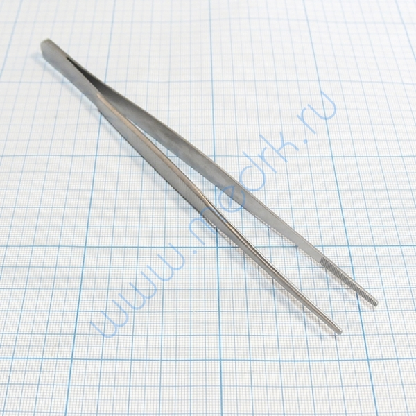 Пинцет анатомический 200х2,5мм 15-124 Thumb  Вид 2