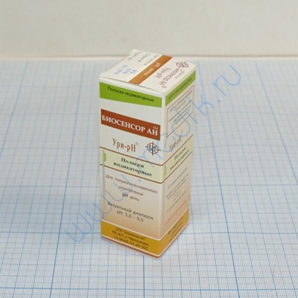 Тест-полоски Ури-pH