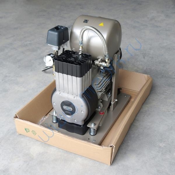 Компрессор стоматологический DK50 S с кожухом  Вид 3