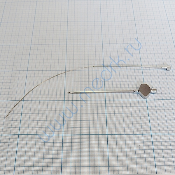 Канюля для промывания гайморовой пазухи 16-043   Вид 2