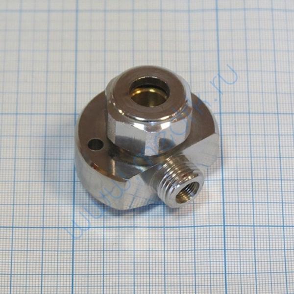 Стакан водомерный  (нижний штуцер) GD-ALL 12/0062   Вид 3