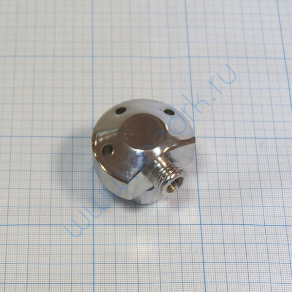 Стакан водомерный  (нижний штуцер) GD-ALL 12/0062   Вид 6