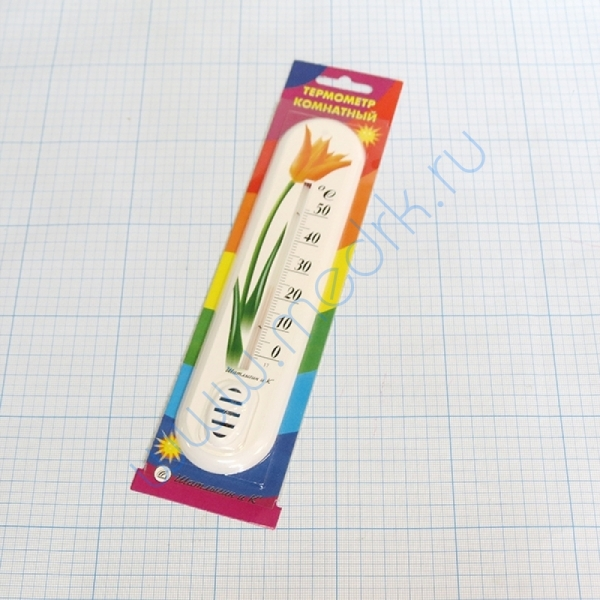 Термометр бытовой ТК-3 (0…+50) комнатный  Вид 1