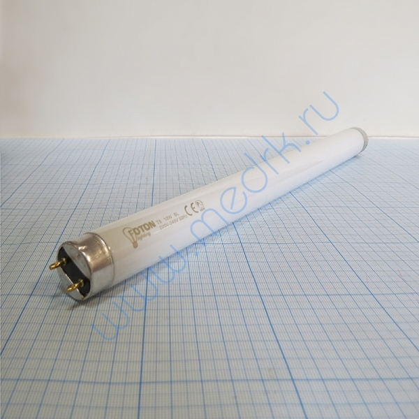Лампа ультрафиолетовая 604576 FOTON 10W/T8 L=346 мм  Вид 3