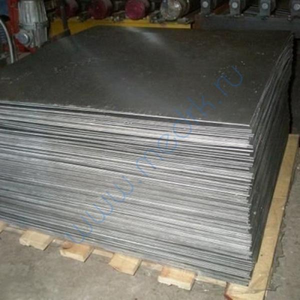 Свинец листовой 1000х500х2 мм  Вид 2