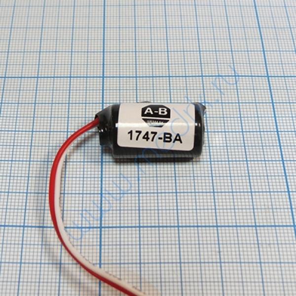 Батарейка литиевая Allen Bradley 1747-BA  Вид 3