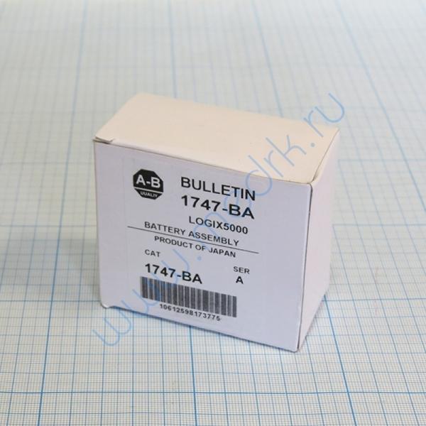 Батарейка литиевая Allen Bradley 1747-BA  Вид 5