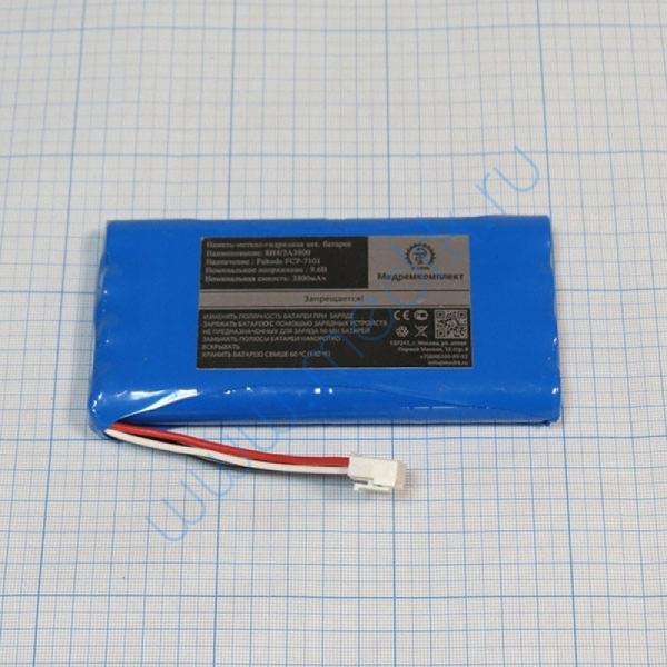 Батарея аккумуляторная 8H-4/3A3800 (МРК)  Вид 1