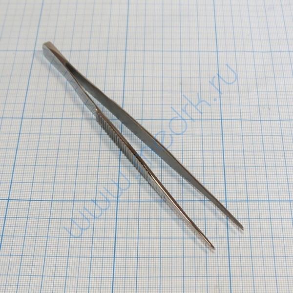 Пинцет анатомический 150х1,5 мм П-59п  Вид 1
