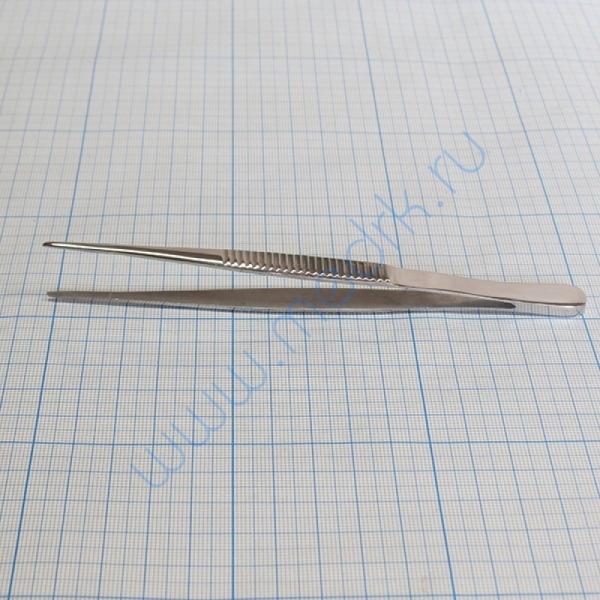 Пинцет анатомический 150х1,5 мм П-59п  Вид 3