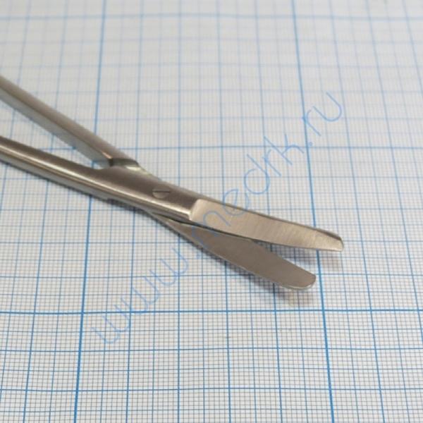 Ножницы изогнутые хирургические, 15 см 13-210 (Sammar)  Вид 3