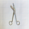Ножницы для разрезания повязок с пуговкой 27-106 (Н-14)