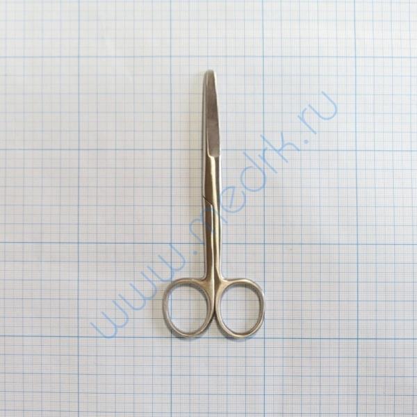 Ножницы тупоконечные прямые, 140 мм 13-102 (Sammar) аналог J-22-004  Вид 1