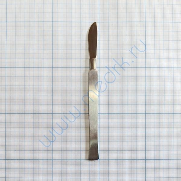 Скальпель брюшистый средний 150 мм 16-505 Surgical (Sammar)  Вид 4
