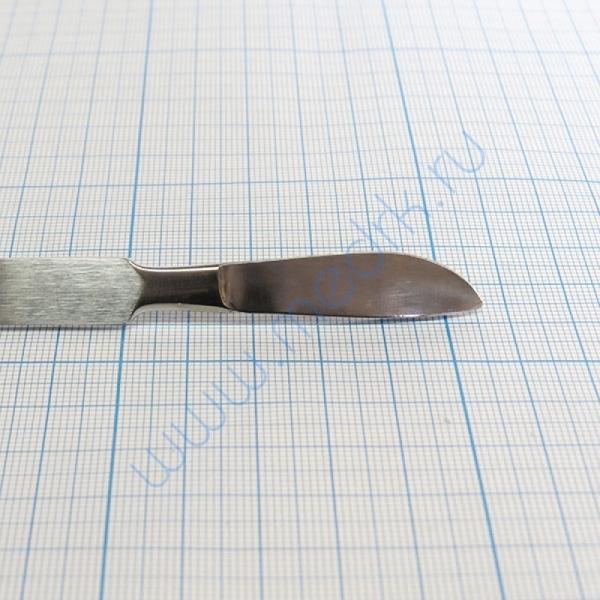 Скальпель брюшистый средний 150 мм 16-505 Surgical (Sammar)  Вид 5