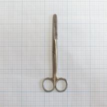 Ножницы тупоконечные прямые, 17 см 13-106 (Н-6)